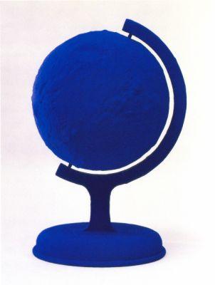 Yves Klein, 1957