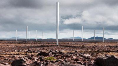 Les éoliennes sans pales Vortex Bladeless