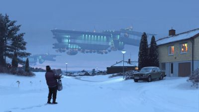 December 1994, Simon Stalenhag
