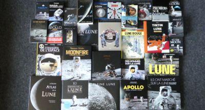 Édition spéciale 50e anniversaire des premiers pas de l'homme sur la Lune